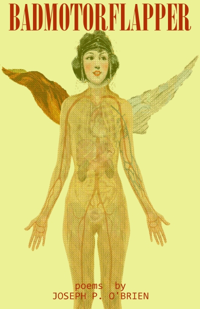 Transparent Anatomical Flapper; thanks to In Utero, The Saturday Evening Post, & William Blake